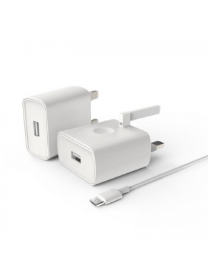 Micro-USB Home charger with cable 1A