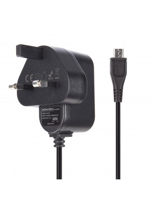 UK micro USB Fixed Cable Home Charger -1 A