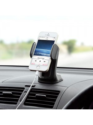 Car mount mobile holder for interior fitting Dashboard