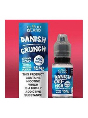 Cloud Island 10ml: Danish Crunch