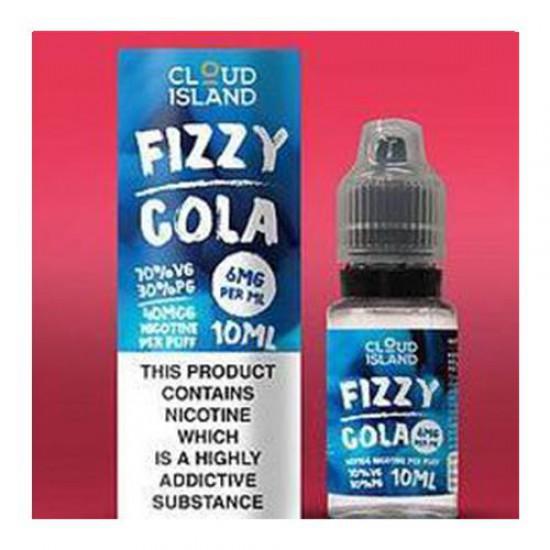 Cloud Island 10ml: Fizzy Cola