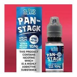 Cloud Island 10ml: Pan Stack