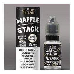 Cloud Island Cutlass 10ml: Waffle Stack