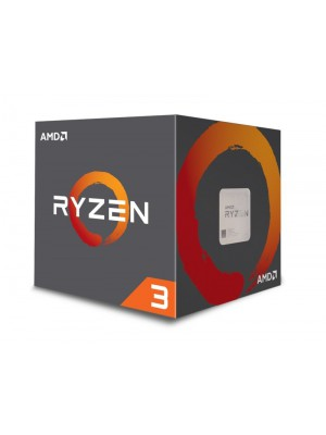AMD Ryzen 3 1200 AM4 Retail Boxed Processor with Wraith Stealth Cooler