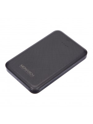 Compact Power Bank with Dual Output