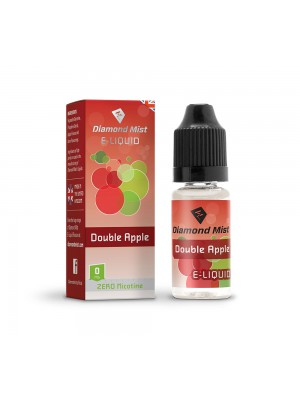 Double apple 0MG